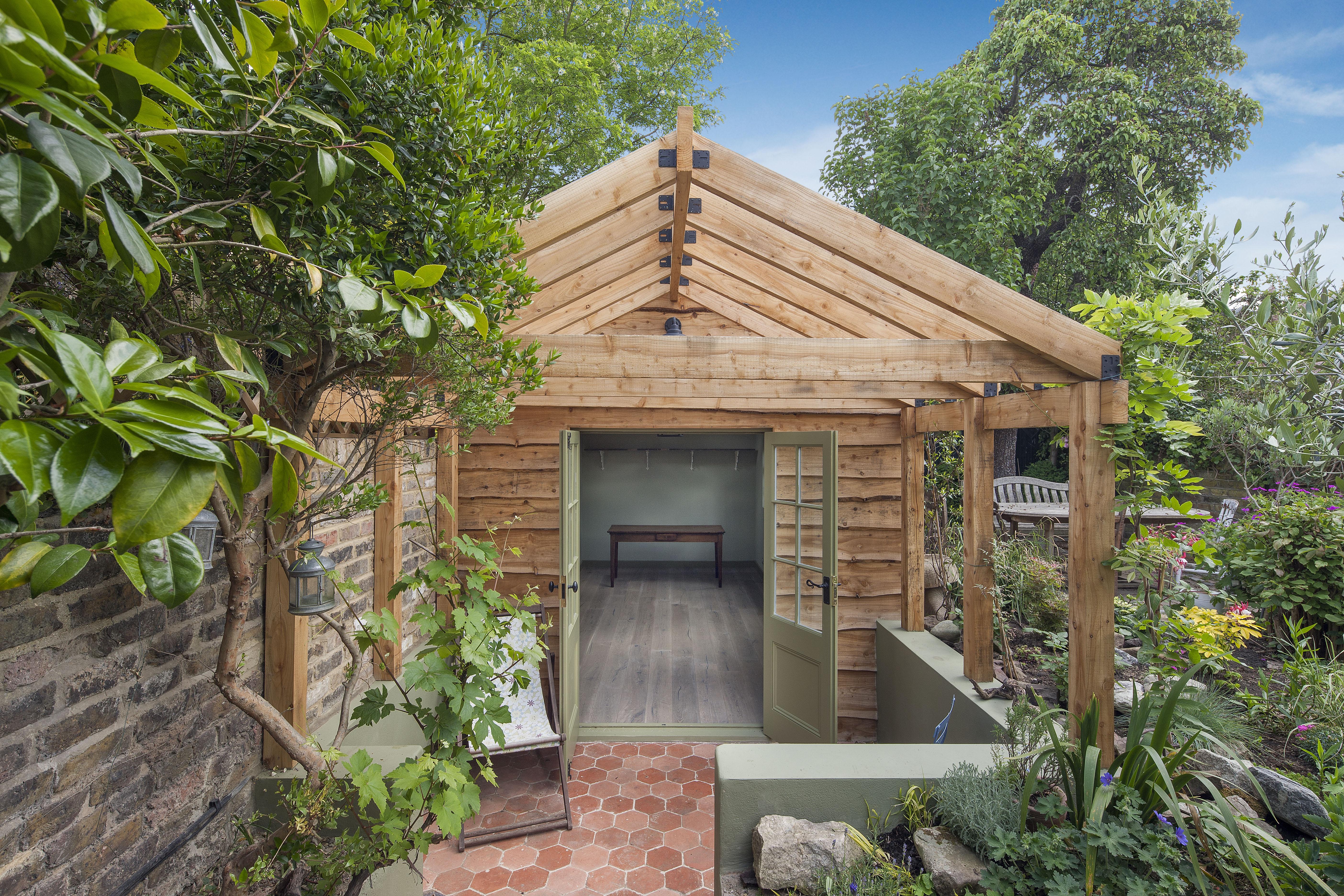 Garden Room and Pergola, Hammersmith